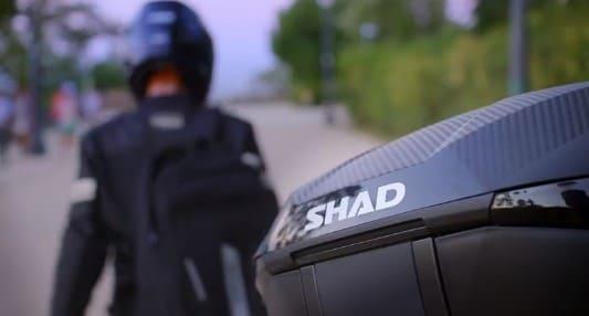 Baúles para moto SHAD